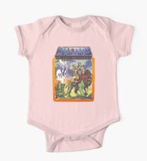 He-Man Masters of the Universe Battlecat and Teela Kids Clothes
