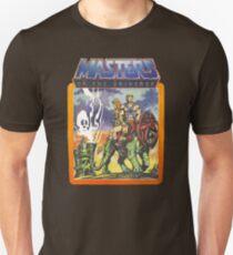 Camiseta unisex He-Man Masters of the Universe Battlecat y Teela