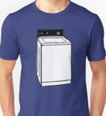 Youthless Washing Machine Unisex T-Shirt