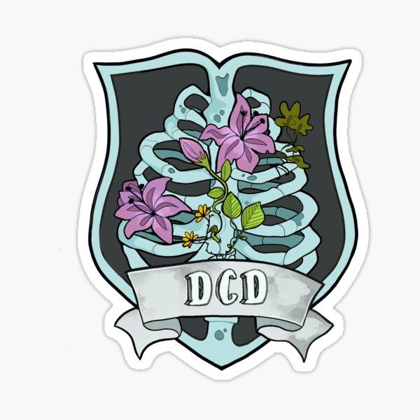Department of Creation and Destruction Crest Sticker