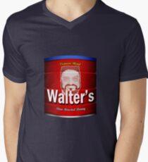 Walter's Slow Roasted Friend Men's V-Neck T-Shirt
