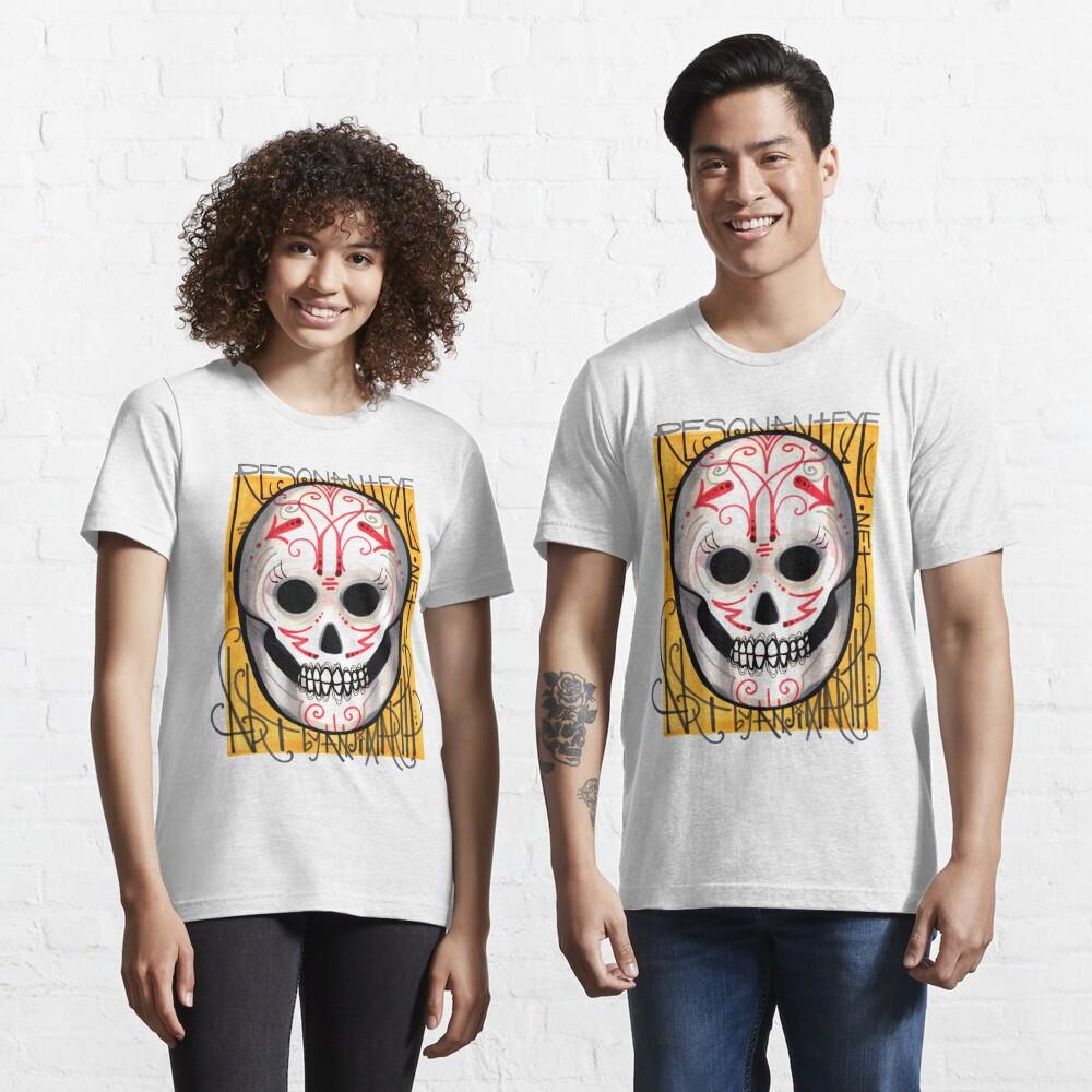 resonanteye sugar skull shirt Essential T-Shirt