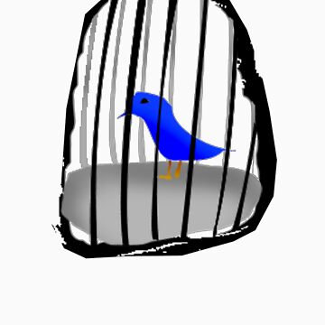 Caged Soul by Trebleclefecho
