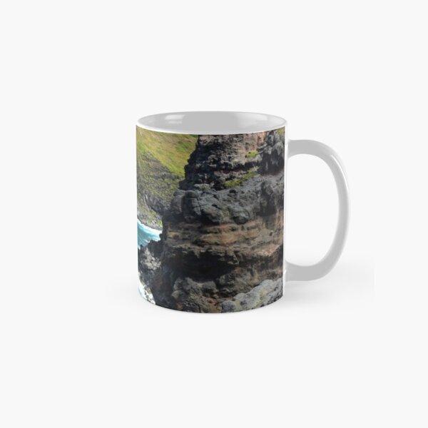 Hawaiian Coastline Classic Mug