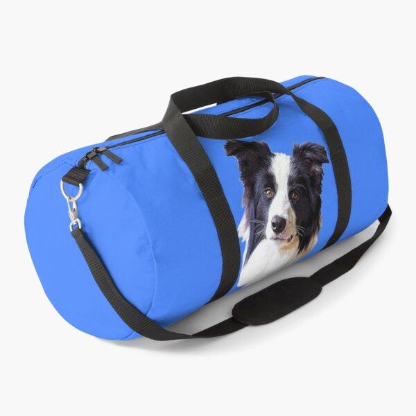 Border Collie Beautiful Dog Breed Duffle Bag