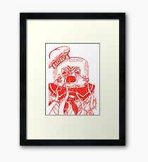 Stay Puft - Ghostbusters Framed Print