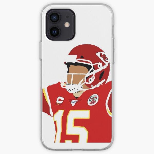 Patrick Mahomes iPhone Soft Case