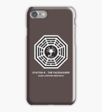 Station 8 - The Facehugger iPhone Case/Skin