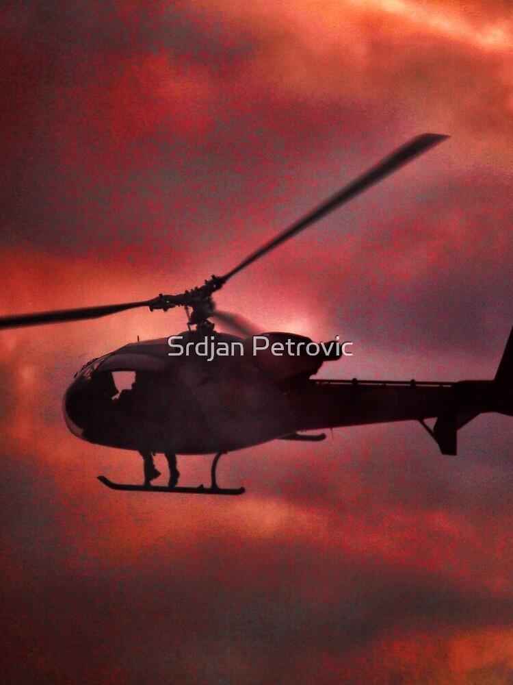 Helicopter  by Srdjanfox