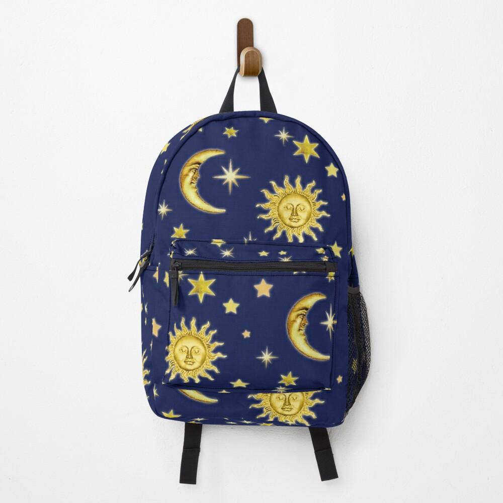 Sun, Moon & Stars Backpack