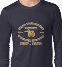 Shenmue, Forklift Racing Long Sleeve T-Shirt