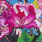 Azalea by Lori Elaine Campbell