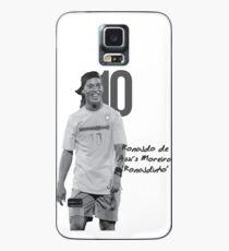 Funda/vinilo para Samsung Galaxy Ronaldo de Assis Moreira Ronaldinho