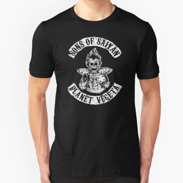 Sons of Saiyan Slim Fit T-Shirt