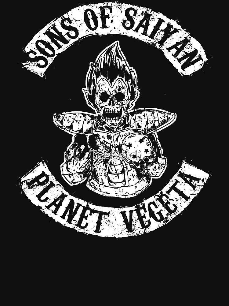 Sons of Saiyan | Unisex T-Shirt