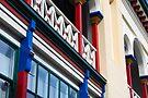 Colorful Chinatown by John Schneider