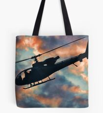 Helicopter  Tote Bag
