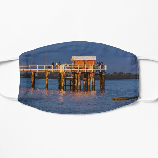 Jetty in the Sunset Mask