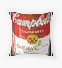 """ Is It Soup Yet "" ? Throw Pillow"