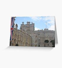 Windsor Castle, England Greeting Card