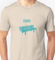 500 Days of Summer Slim Fit T-Shirt