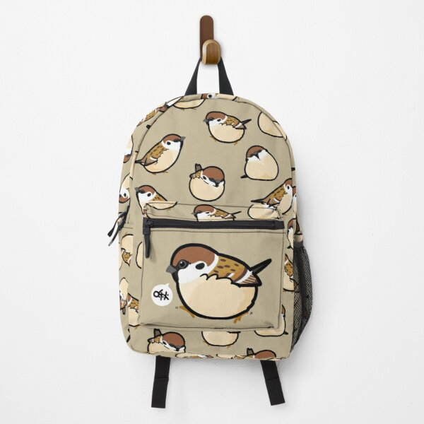 Many tree sparrows Backpack