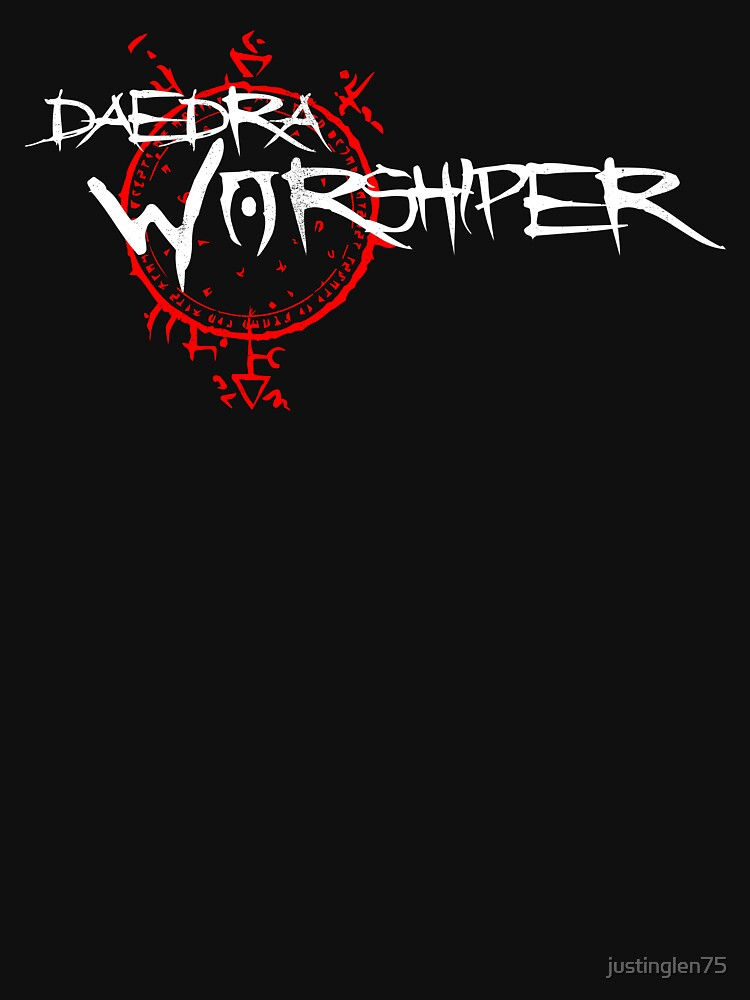 Daedra Worshiper V2 | Unisex T-Shirt