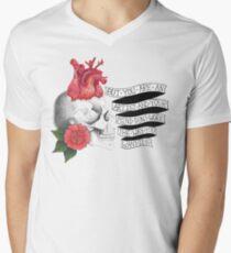 Artist Men's V-Neck T-Shirt