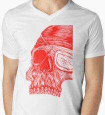 Goonies Mens V-Neck T-Shirt