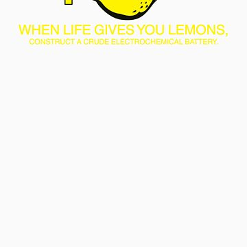 When life gives you lemons by squidyes
