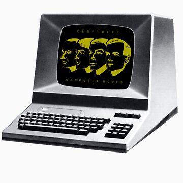 Kraftwerk Computer World  by KCulmer