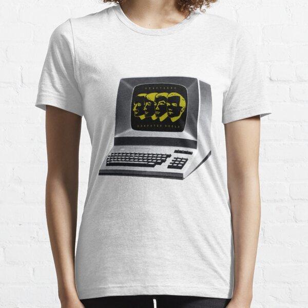Kraftwerk Computer World  Essential T-Shirt