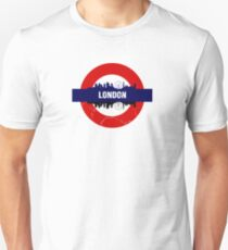 London Above and London Below Unisex T-Shirt