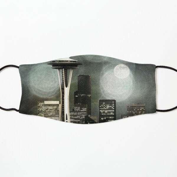 Fifty Shades of Grey Space Needle Kids Mask