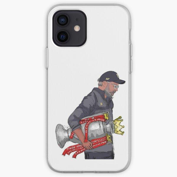 Jurgen Klopp Coque souple iPhone