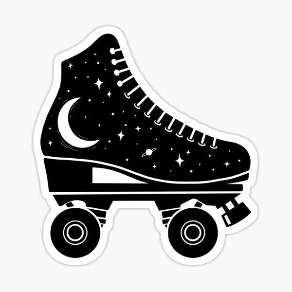 Midnight Roller Sticker