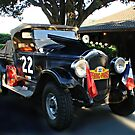"""Peking To Paris""  1925 Buick Roadster by Gail Jones"