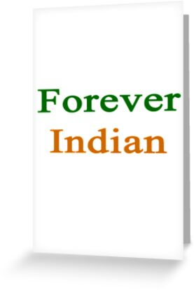 Forever Indian  by supernova23