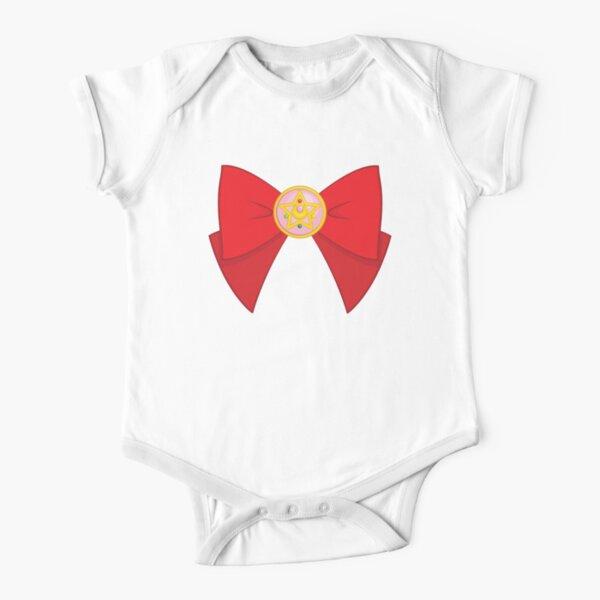 Sailor Moon Short Sleeve Baby One-Piece