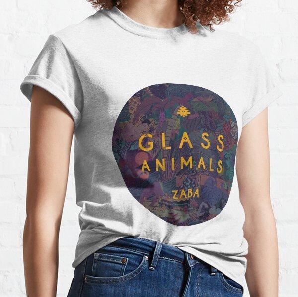 animales de vidrio Camiseta clásica