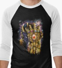 Infinite Power Men's Baseball ¾ T-Shirt