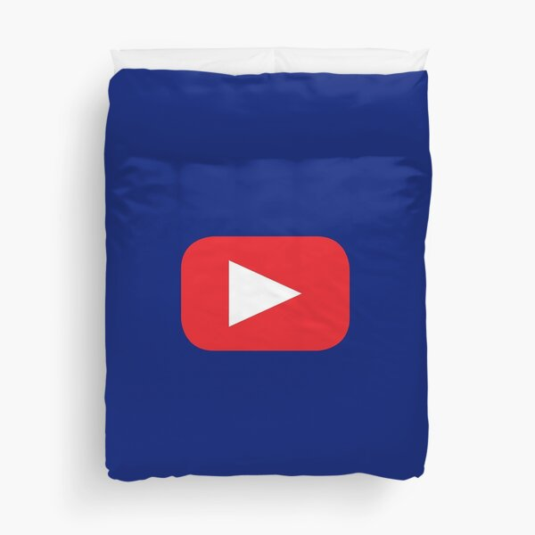 Play Time: Cela se passe sur YouTube Housse de couette