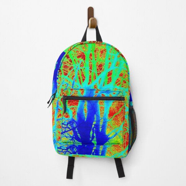Color crazy beech trees Backpack
