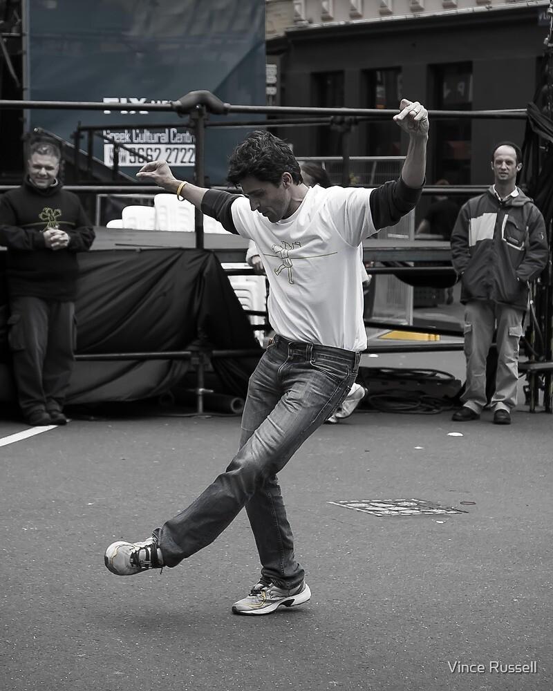 Dance Like A Greek by Vince Russell