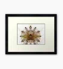 Celtic Loonie Framed Print