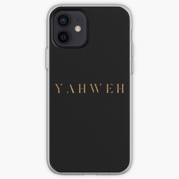 Yahweh iPhone Soft Case