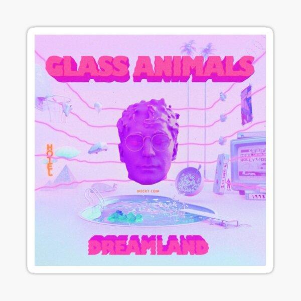 Glass Animals - Dreamland  Sticker