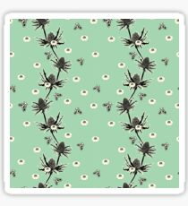 Sea Holly -  Sea Foam Sticker