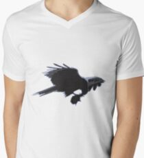 Hunter Mens V-Neck T-Shirt