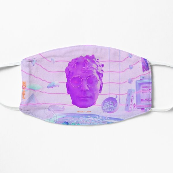 Glass Animals - Dreamland  Flat Mask